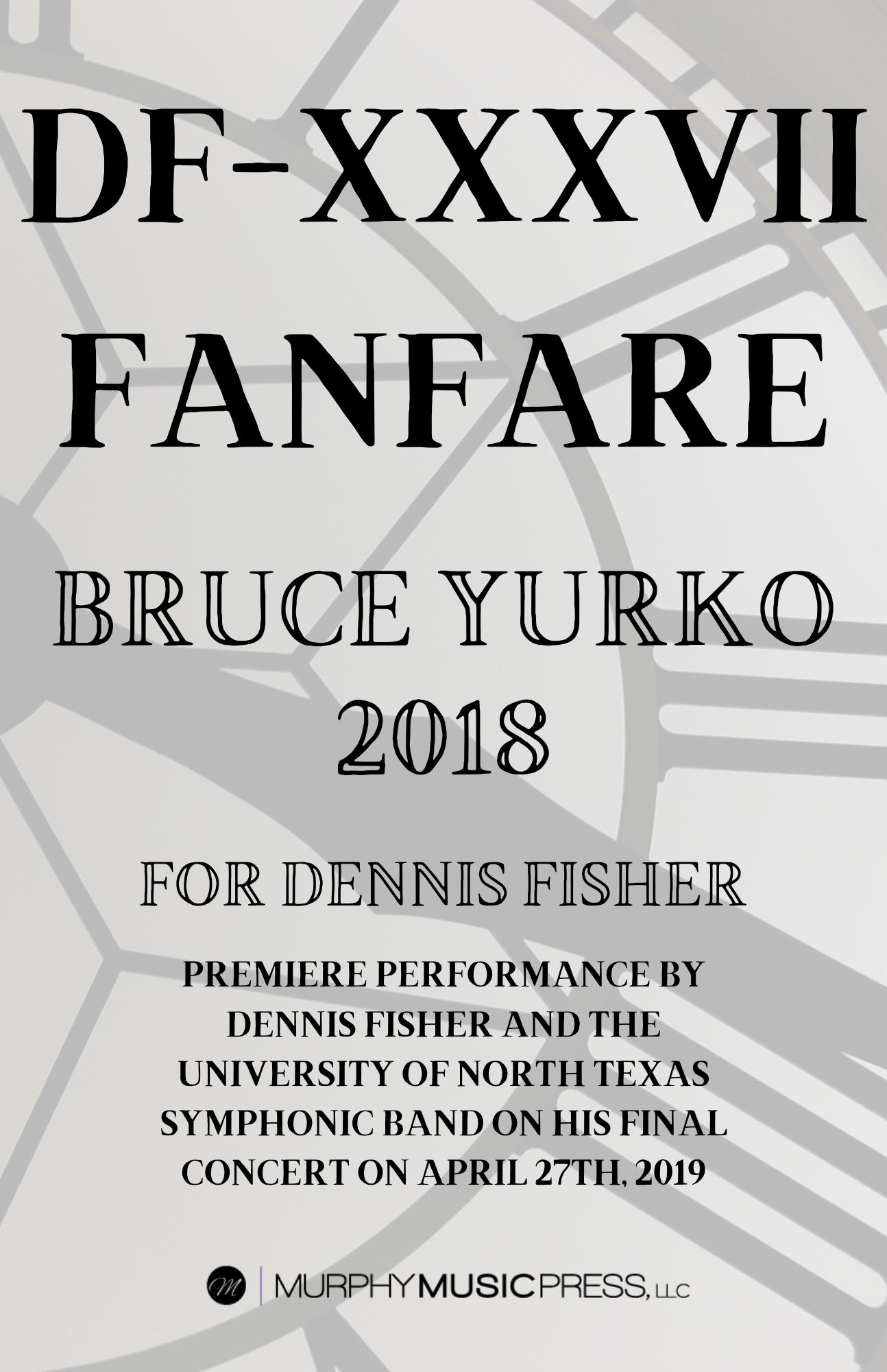 DF-XXXVII by Bruce Yurko