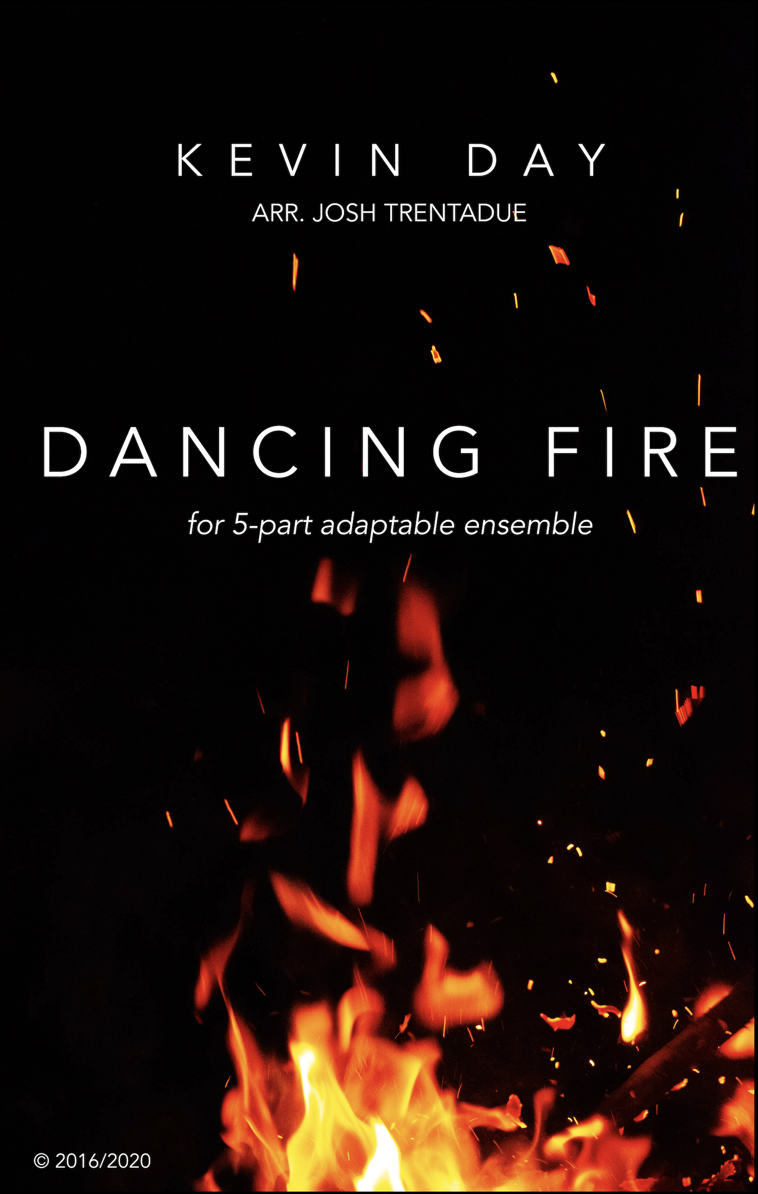 Dancing Fire (Flex Version) by Kevin Day
