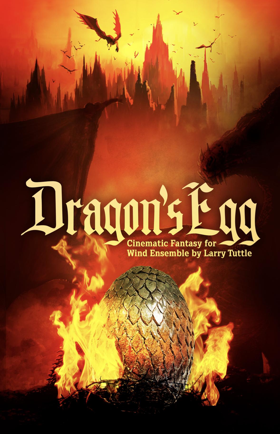 Dragon's Egg by Larry Tuttle