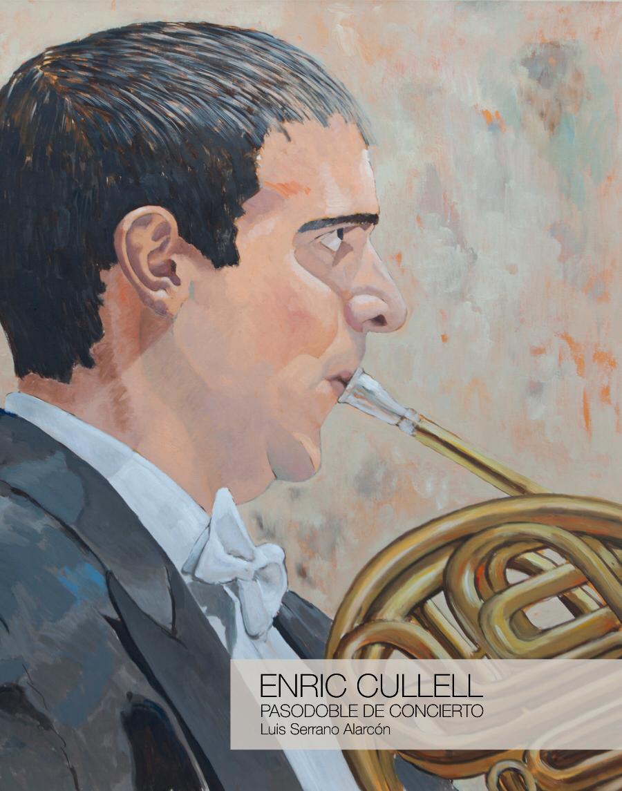 Enric Cullell by Luis Serrano Alarcon