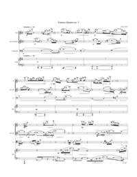 Fantasy Quartet No.5 by Andrew Mead