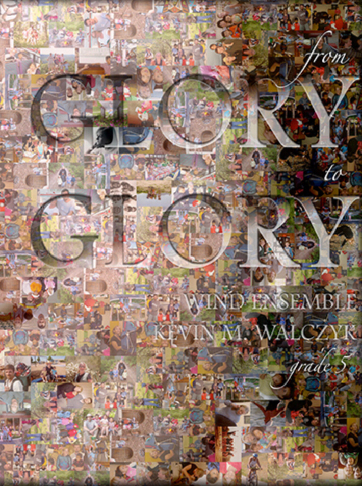 From Glory To Glory by Kevin Walczyk