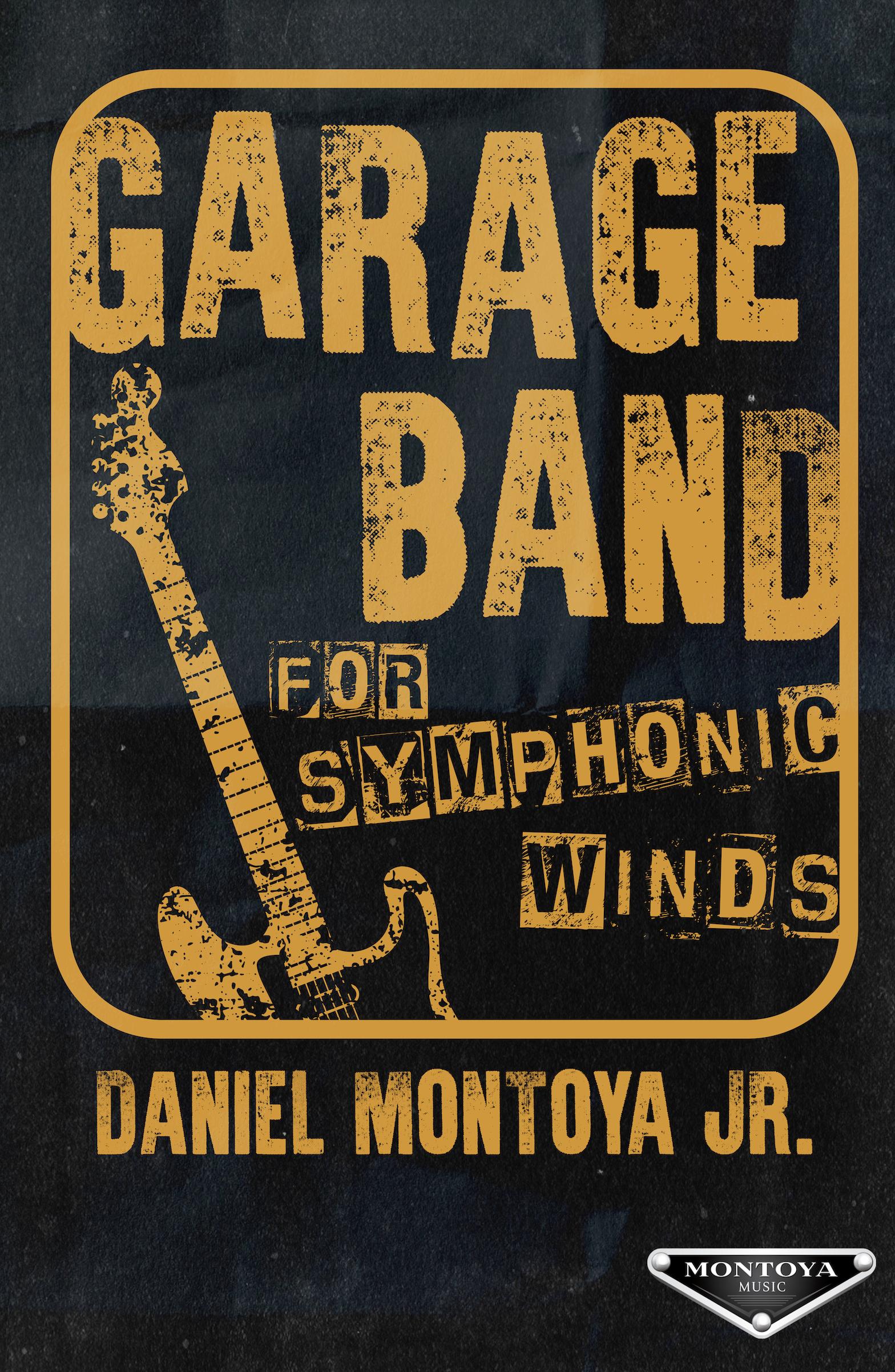 Garage Band by Daniel Montoya Jr.