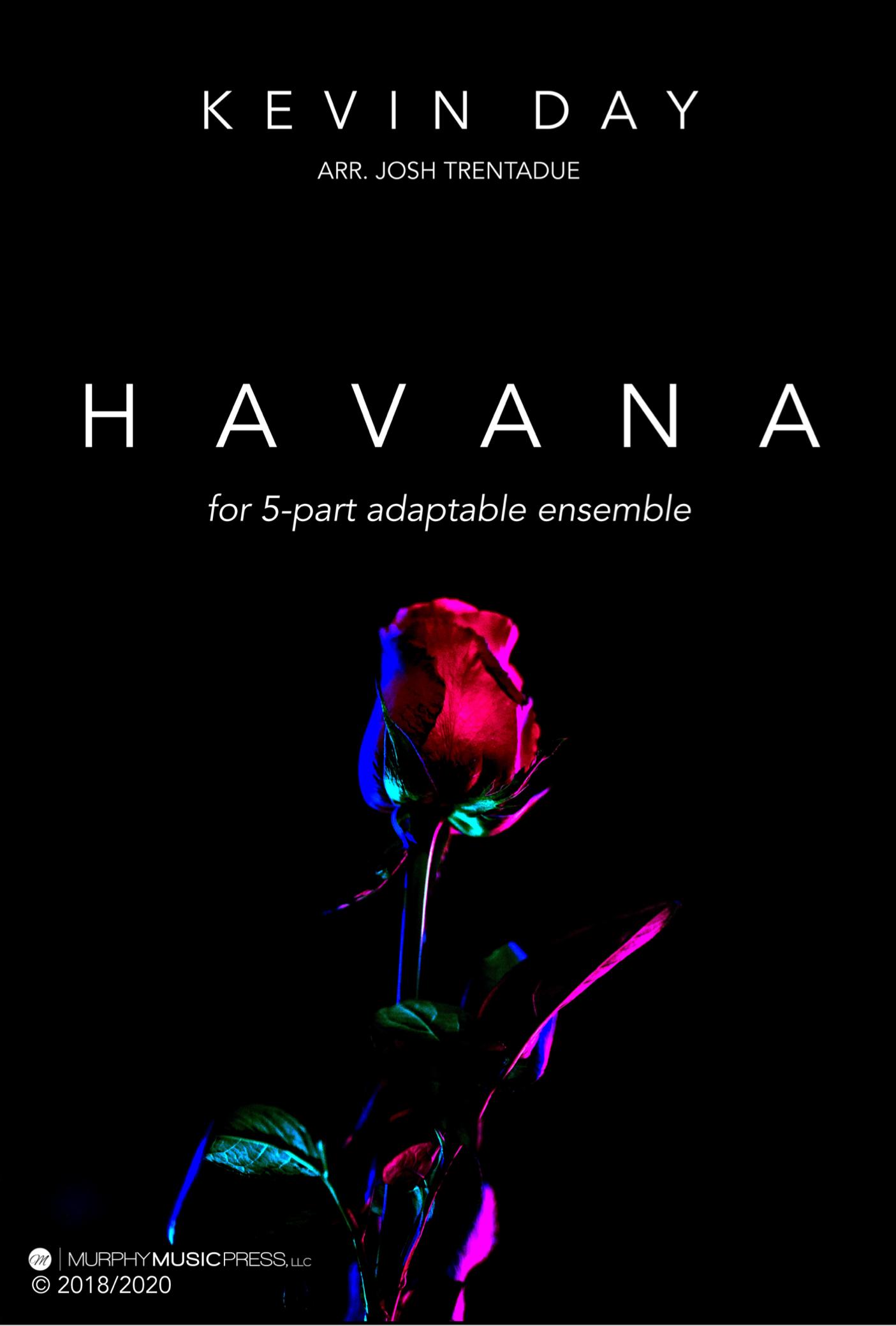 Havana (Flex Version) by Kevin Day