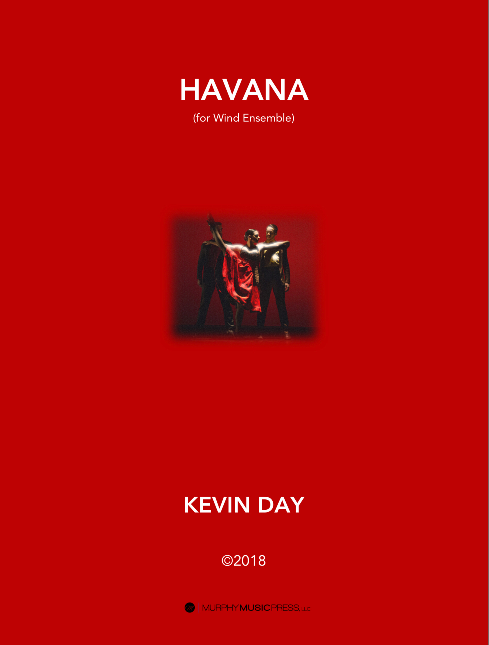 Havana (score Only) by Kevin Day