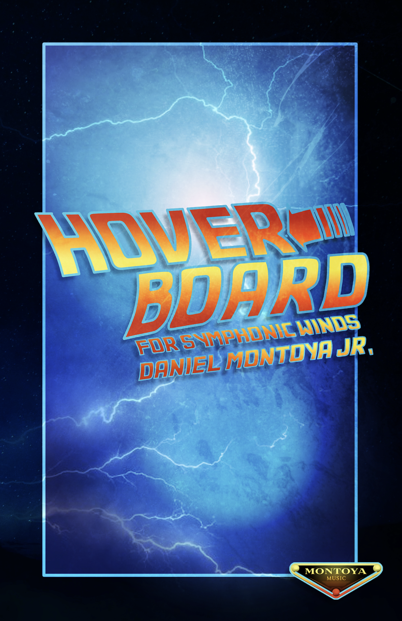 Hoverboard by Daniel Montoya Jr.