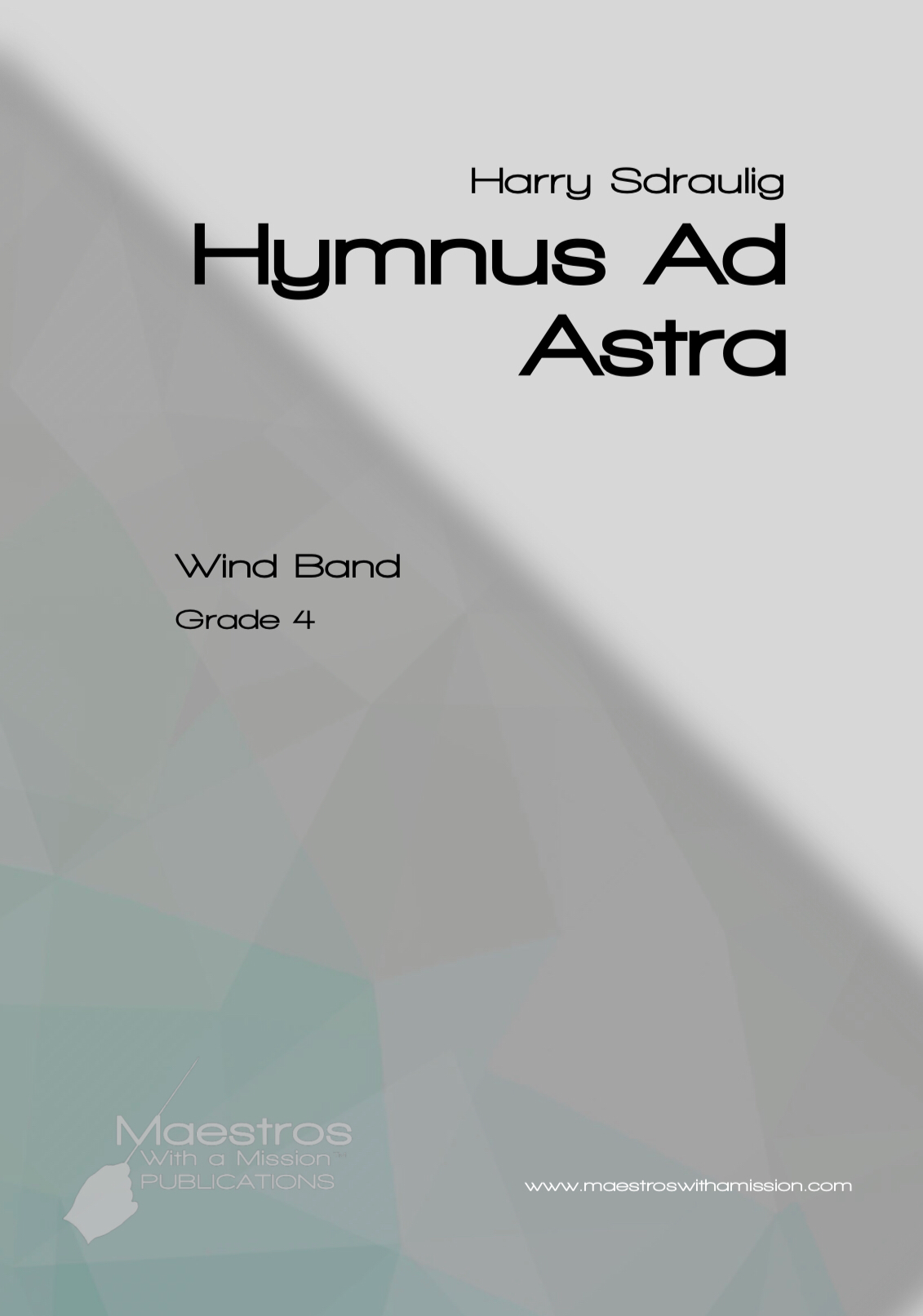 Hymnus Ad Astra by Harry Sdraulig