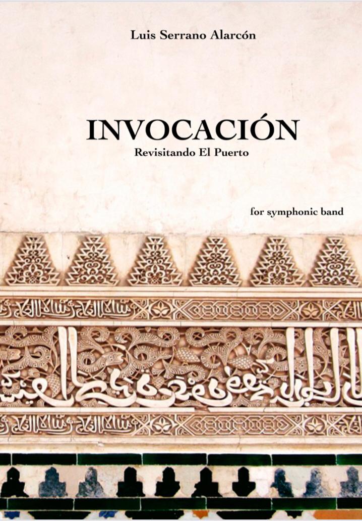 Invocacion (Parts Rental Only) by Luis Serrano Alarcon
