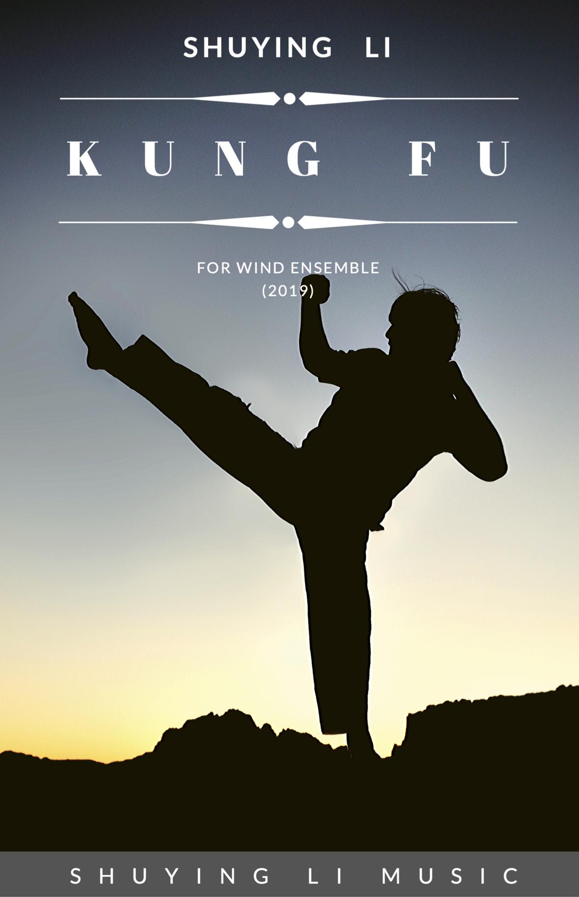 Kung Fu by Shuying Li