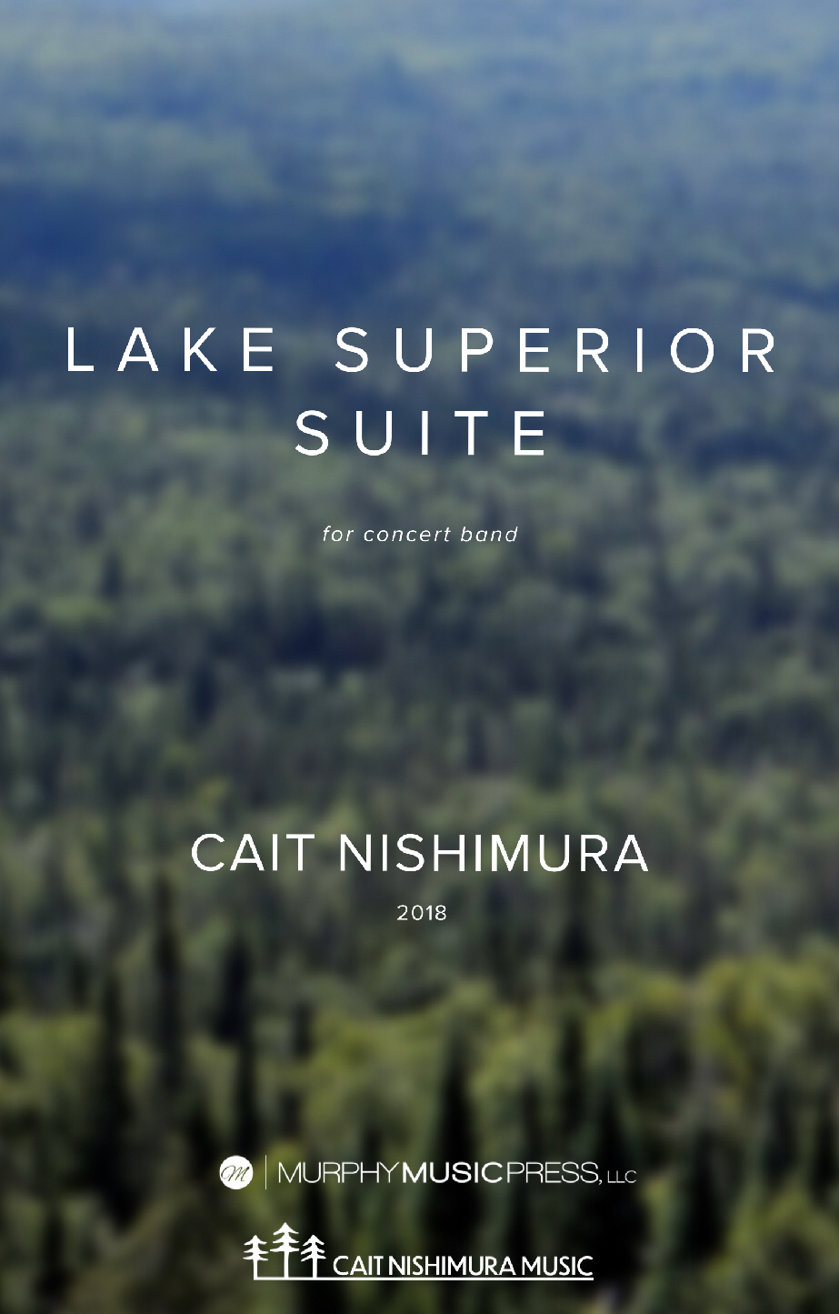Lake Superior Suite by Cait Nishimura
