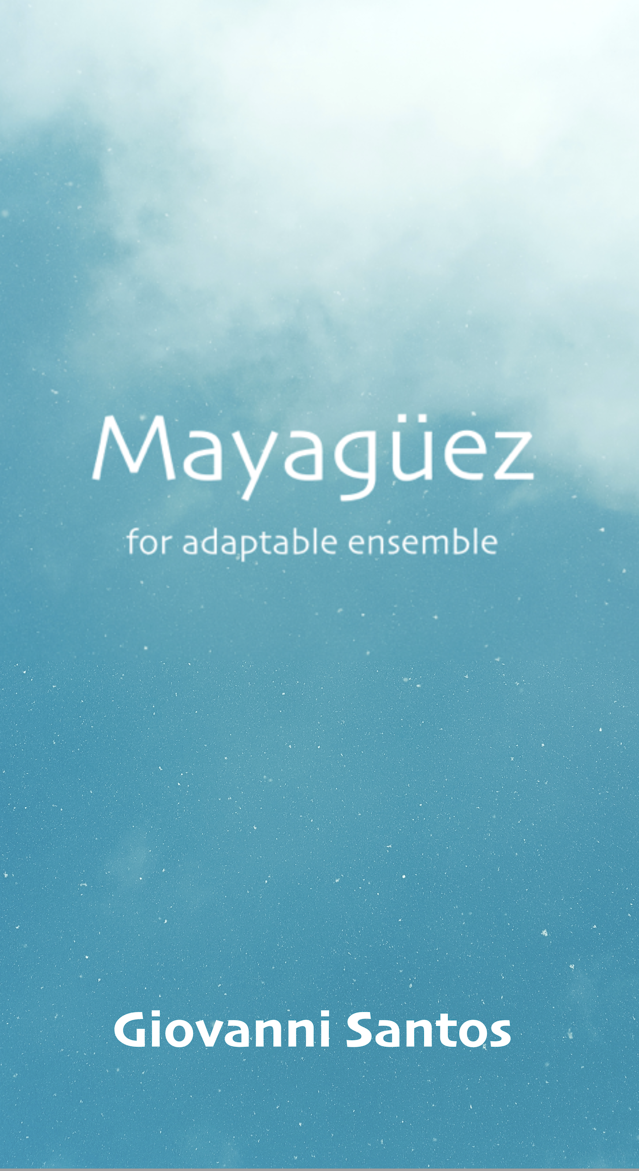 Mayagüez by Giovanni Santos