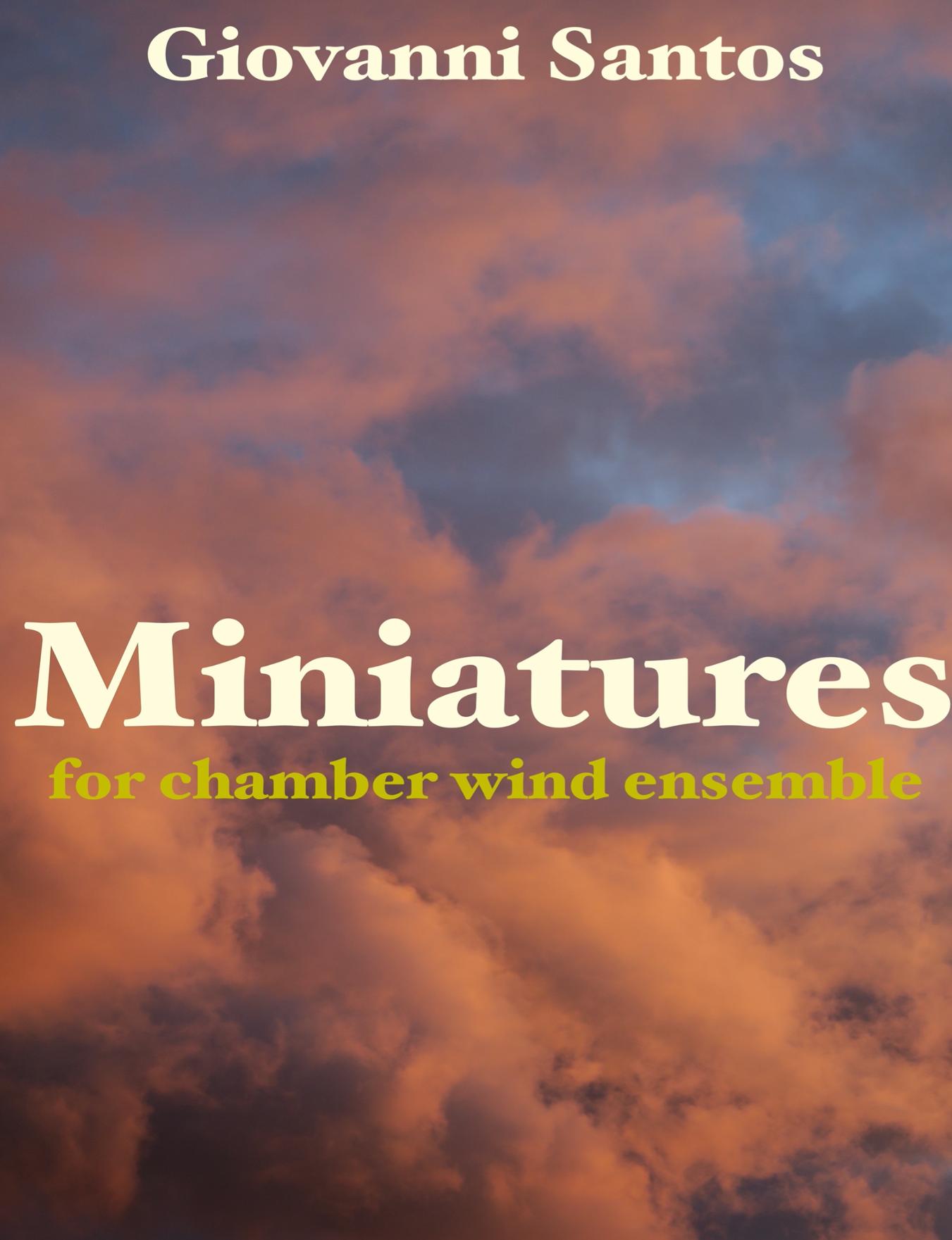 Miniatures by Giovanni Santos