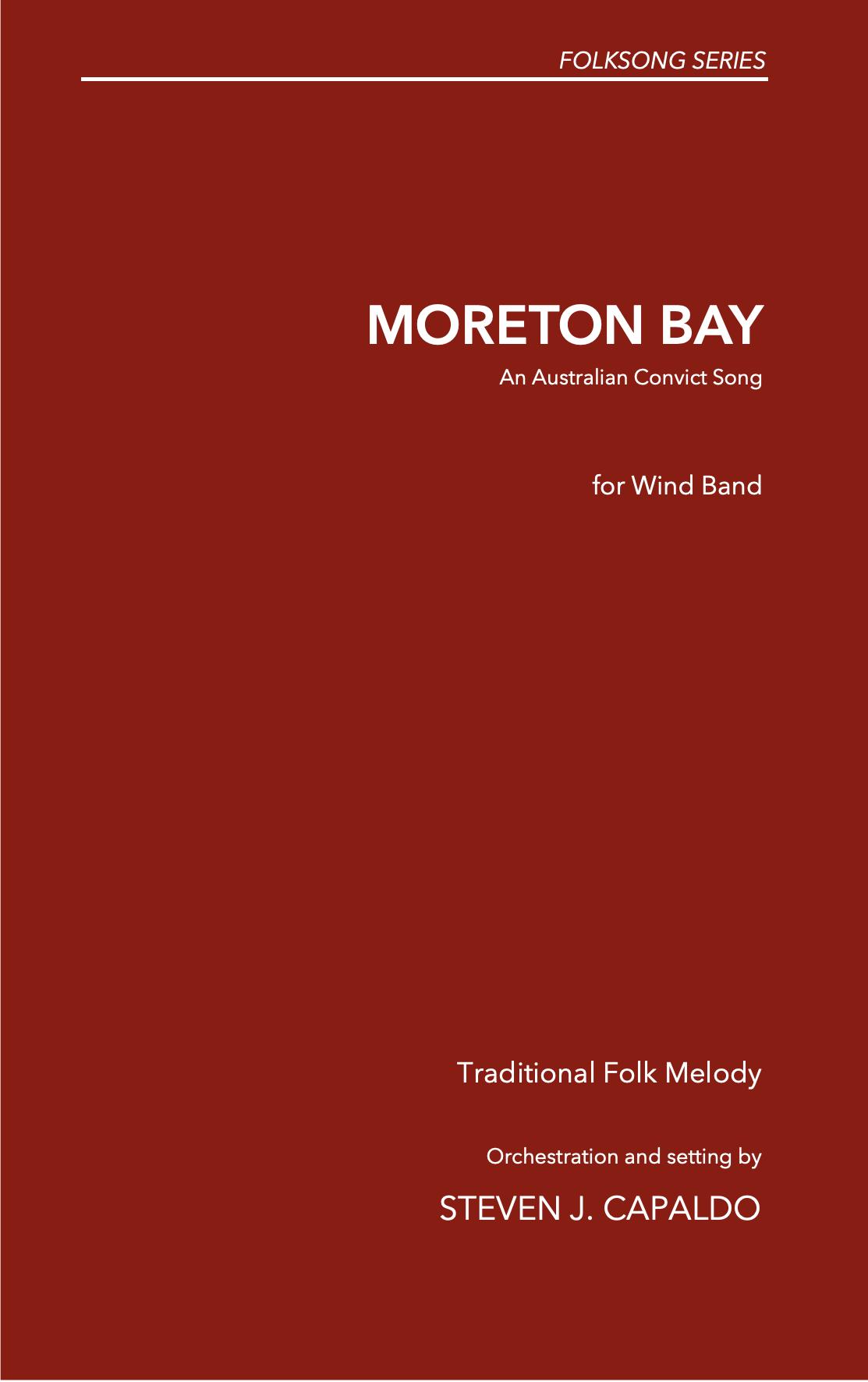 Moreton Bay by Steven Capaldo