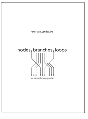 Nodes.branches.loops by Peter Van Zandt Lane