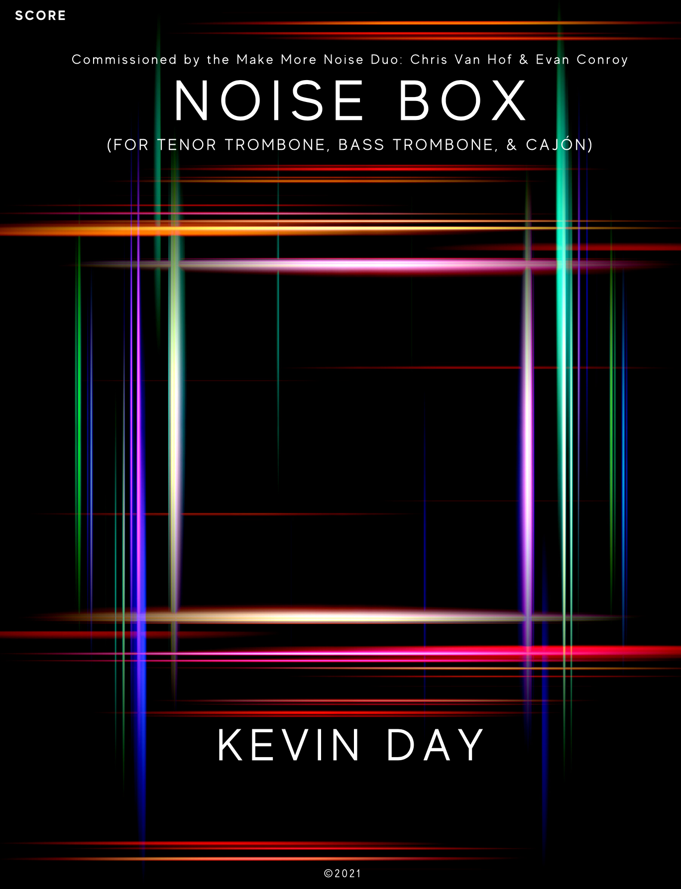 Noise Box by Kevin Day
