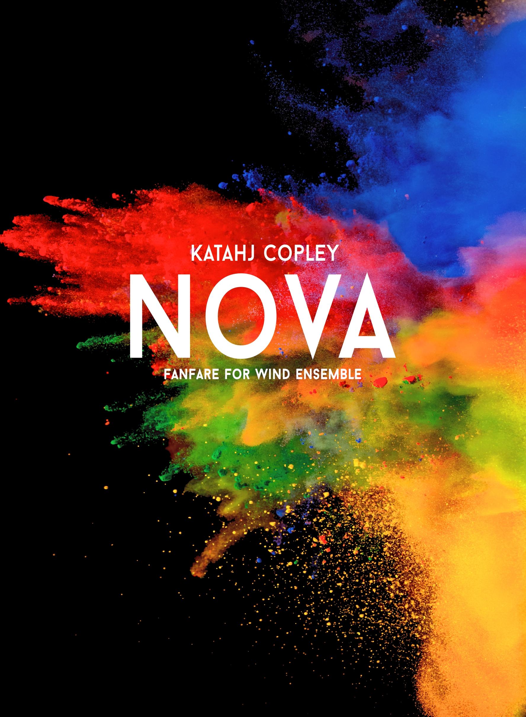 Nova (Score Only) by Katahj Copley