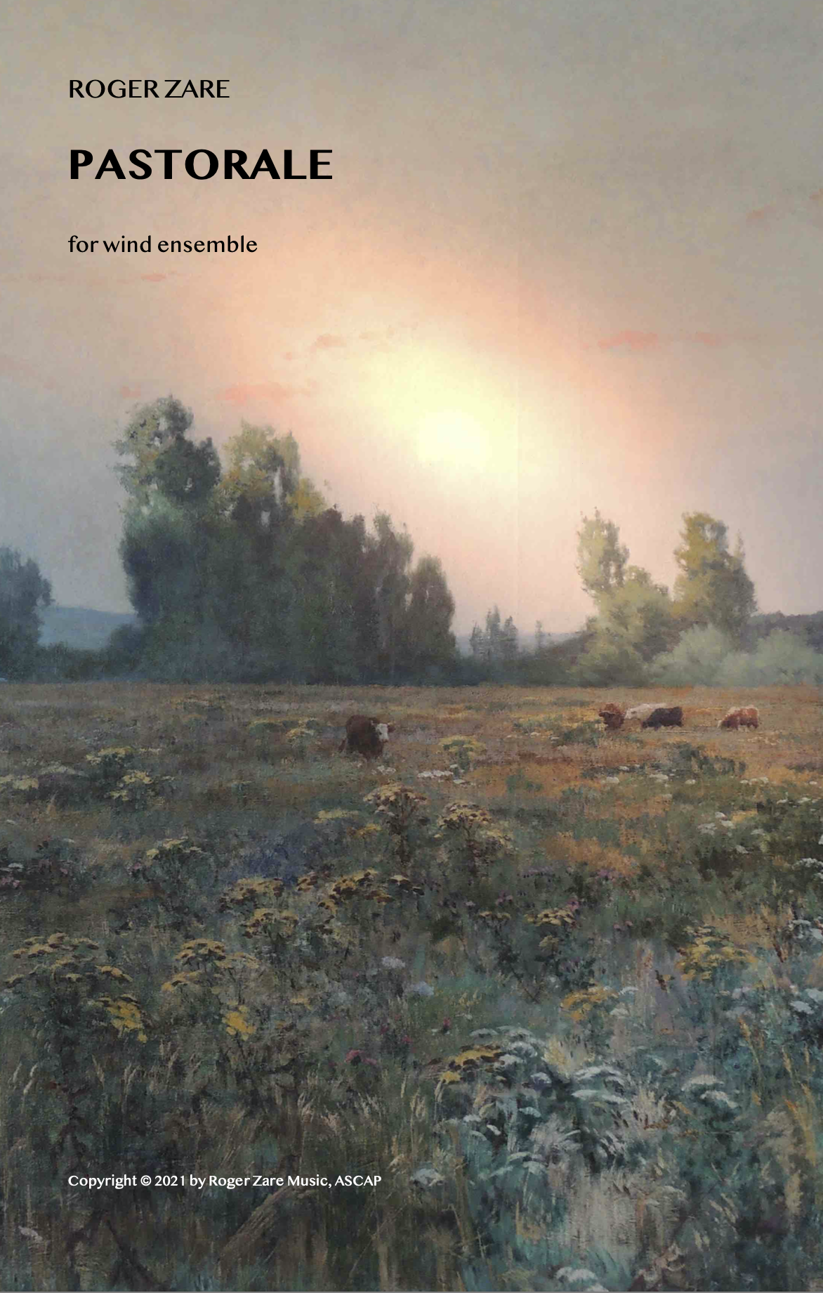 Pastorale by Roger Zare