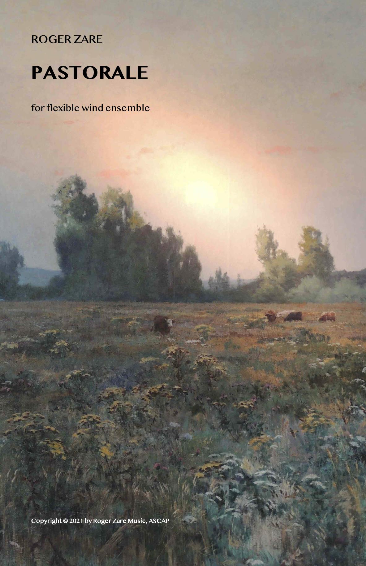 Pastorale (flex Version) by Roger Zare