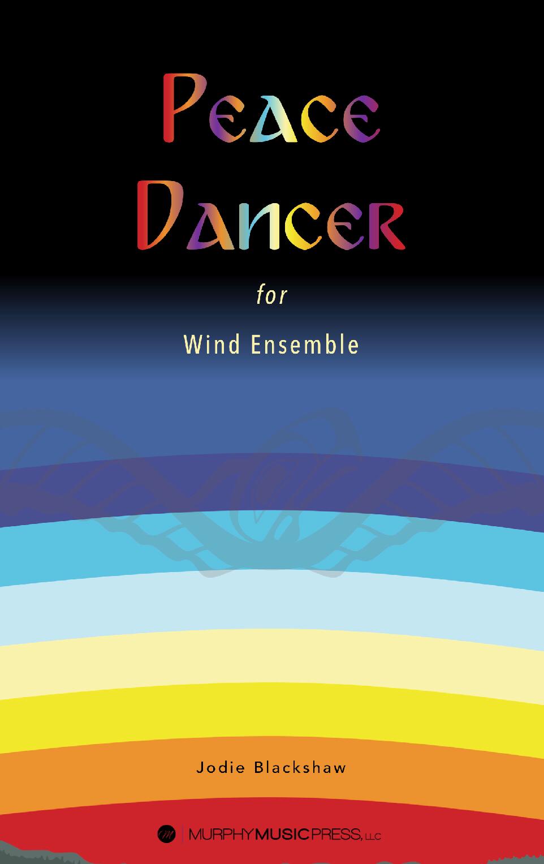 Peacedancer (Score Only) by Jodie Blackshaw
