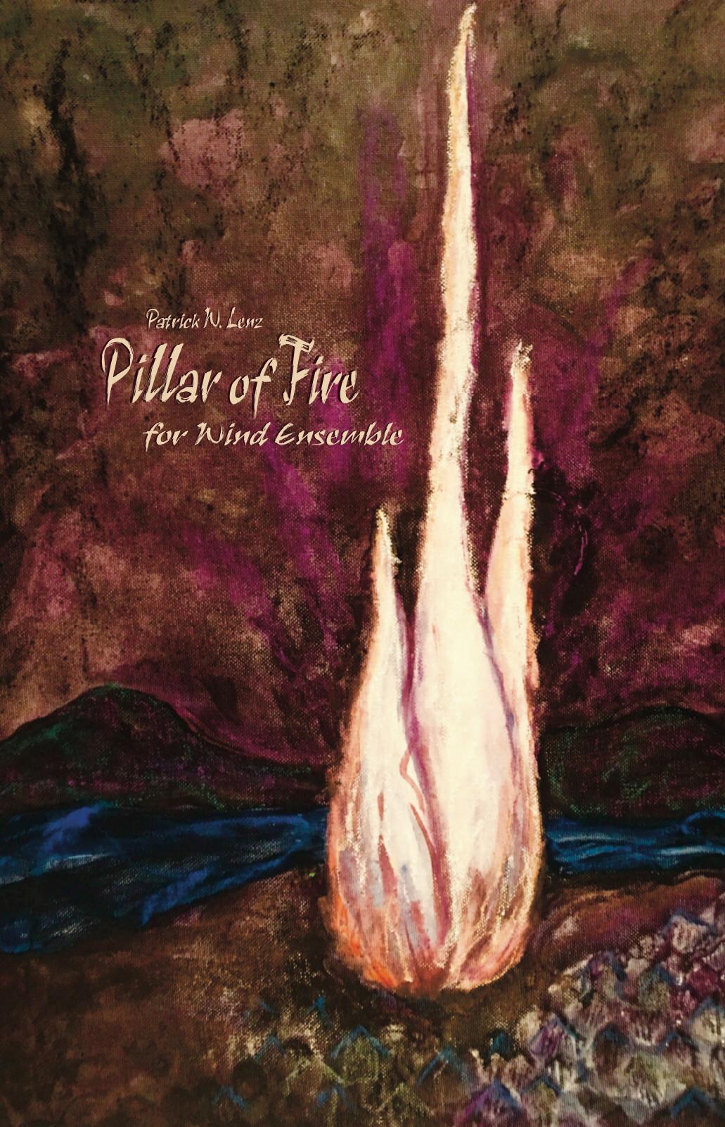 Pillar Of Fire by Patrick Lenz