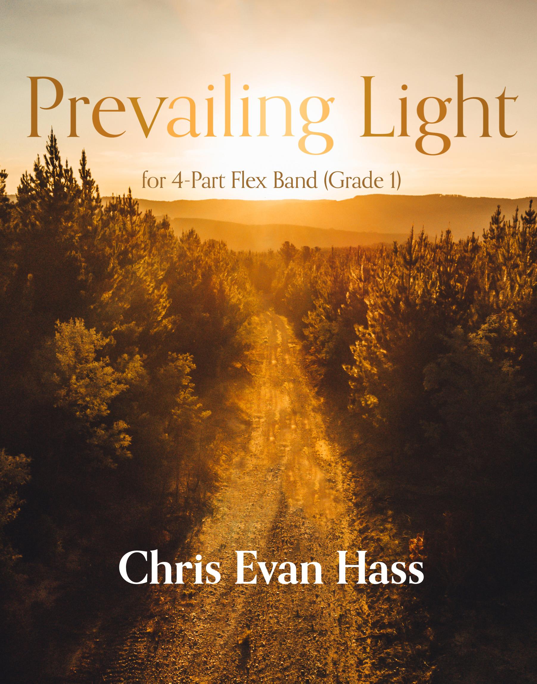 Prevailing Light (Flex Version) by Chris Evan Hass