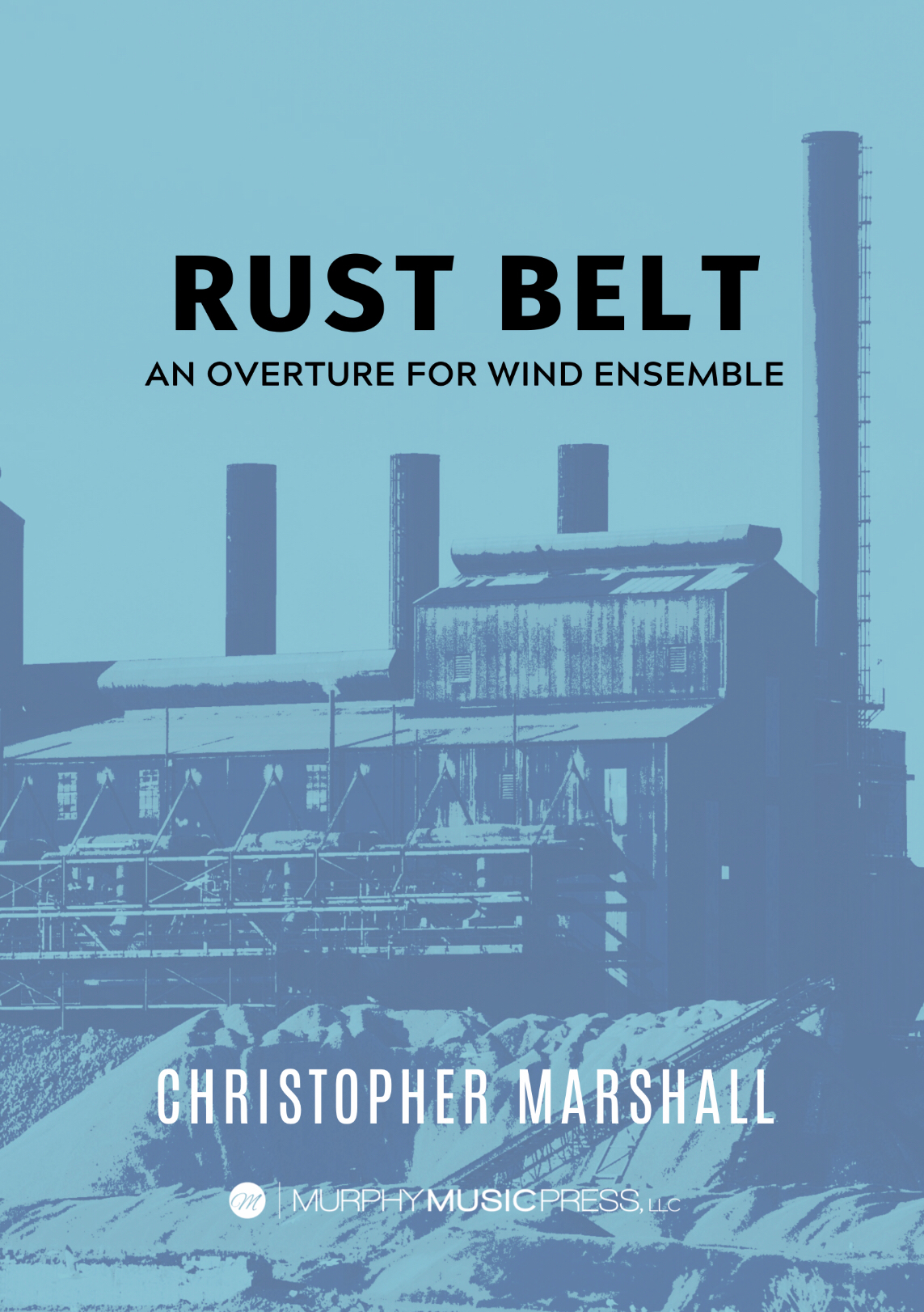 Rust Belt by Christopher Marshall