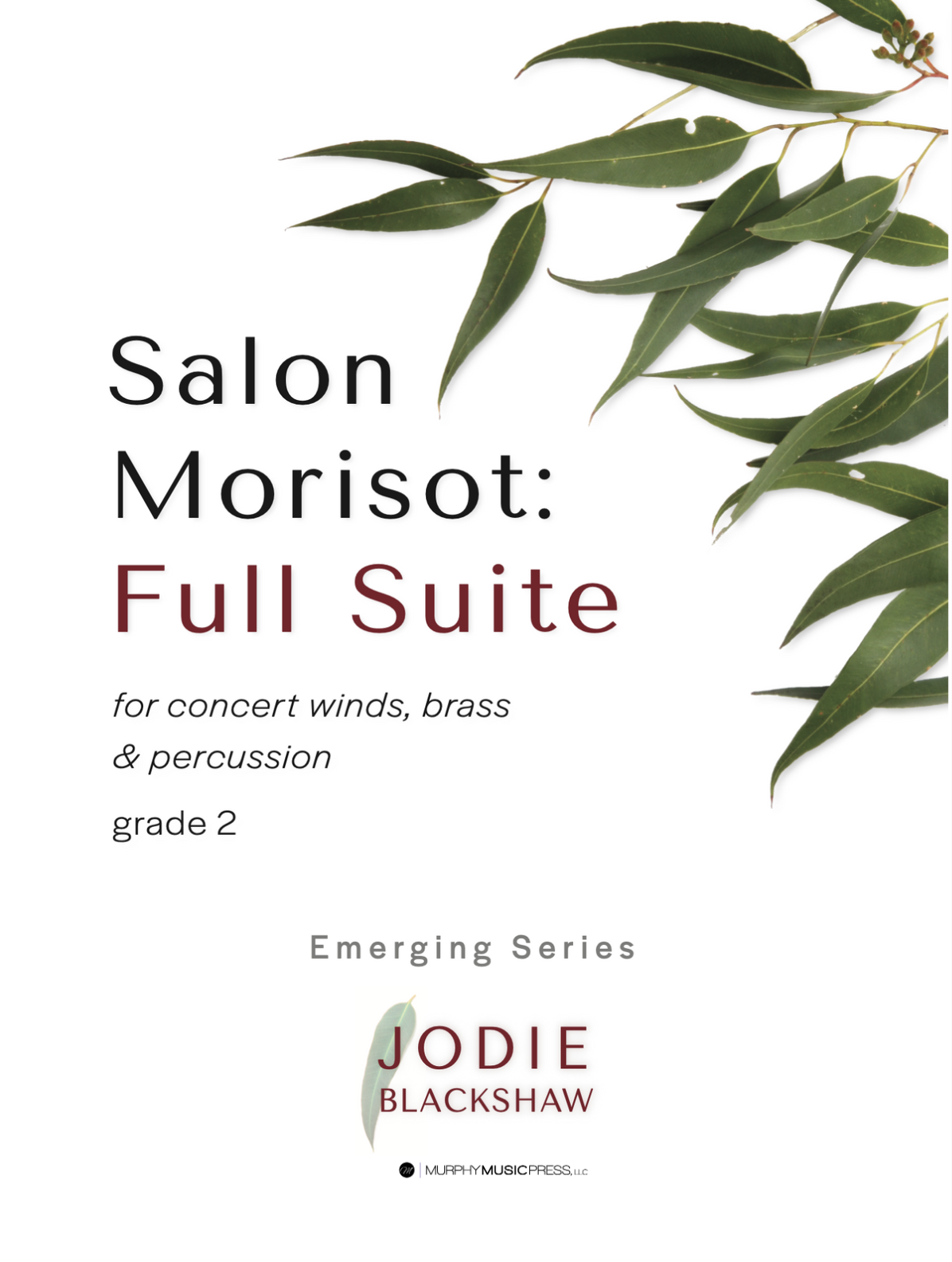 Salon Morisot by Jodie Blackshaw