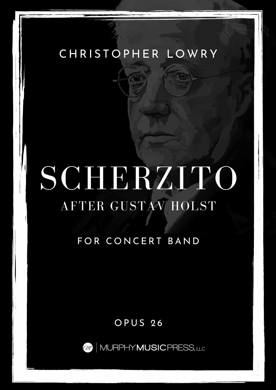 Scherzito After Gustav Holst by Christopher Lowry