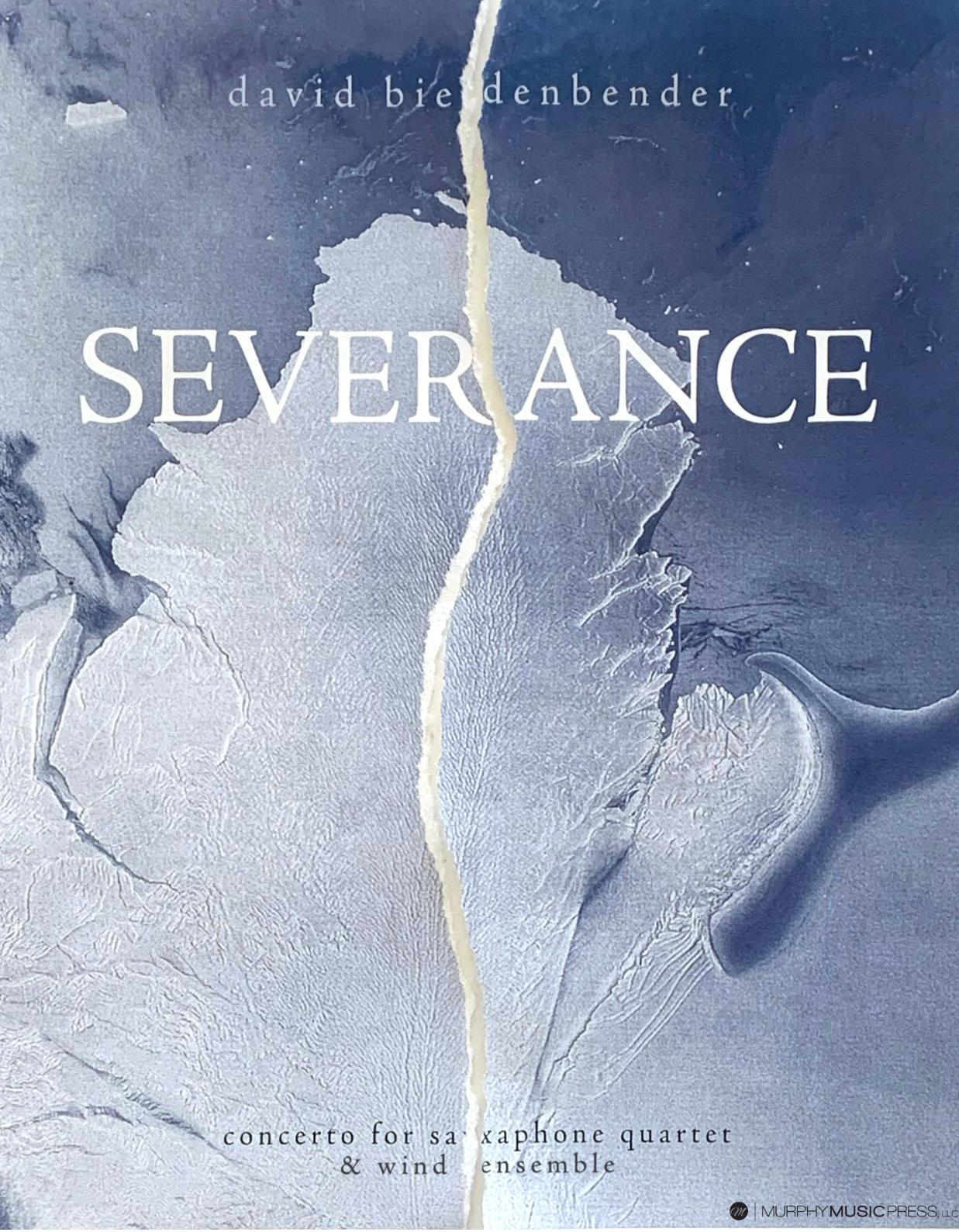 Severance (Score Only) by David Biedenbender