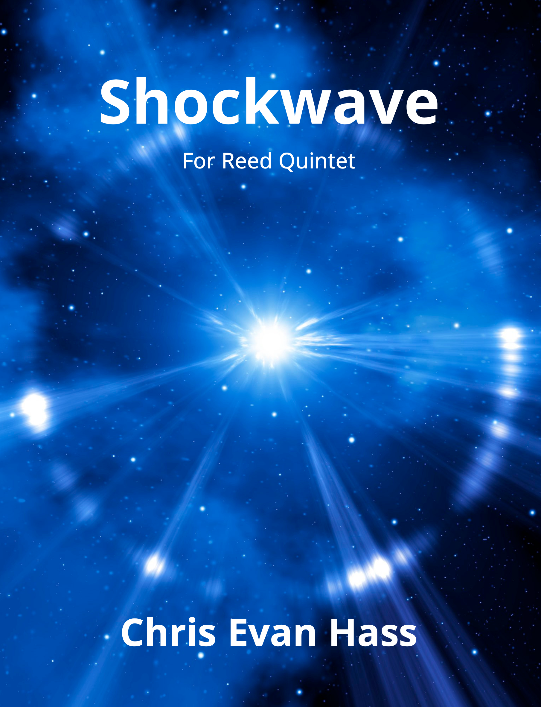 Shockwave by Chris Evan Hass
