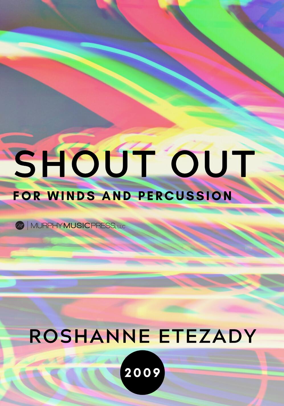 Shoutout by Roshanne Etezady