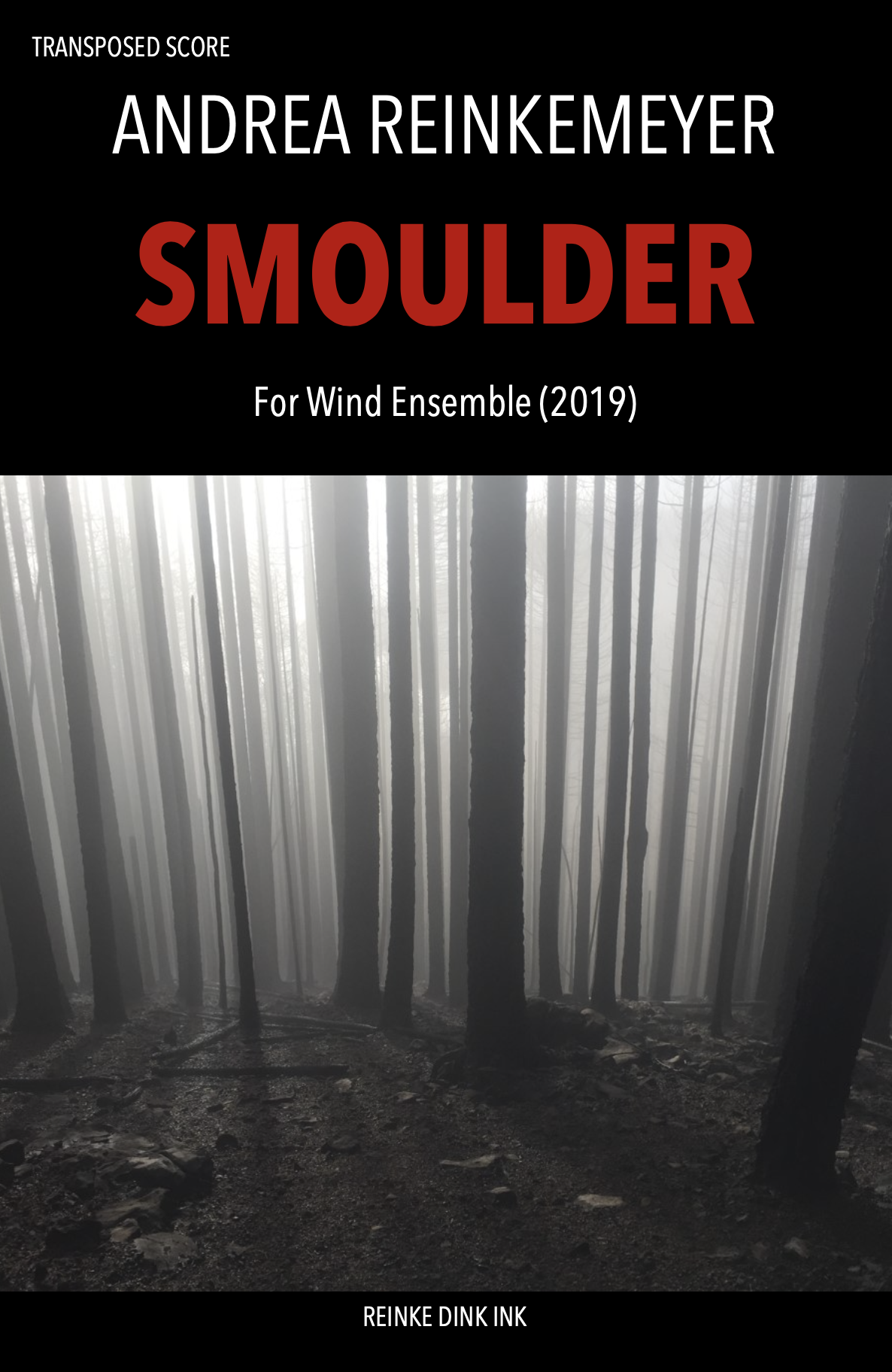 Smoulder by Andrea Reinkemeyer