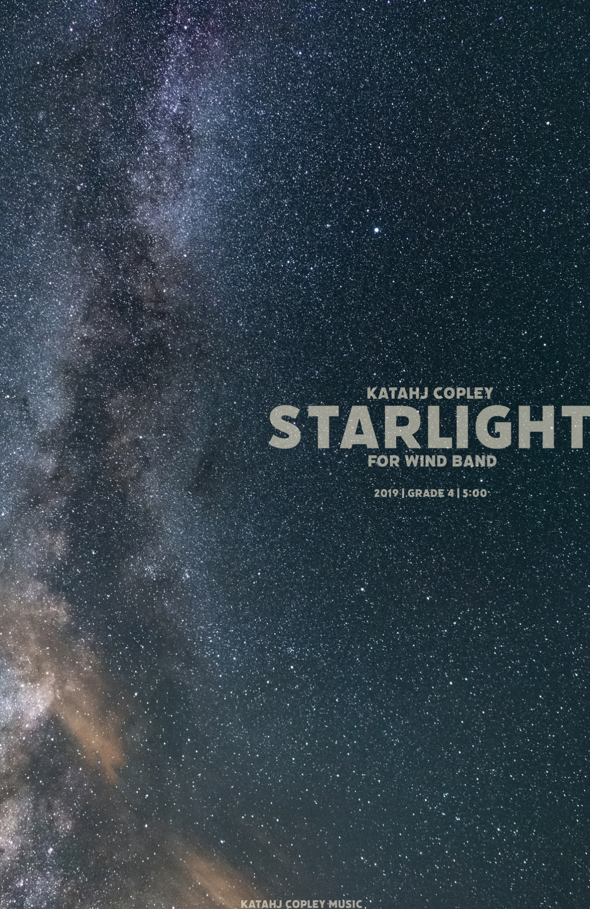 Starlight by Katahj Copley