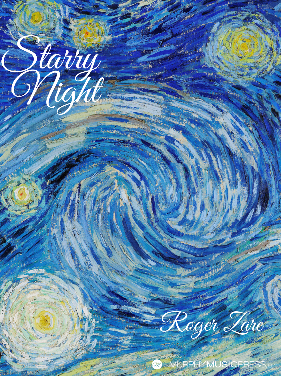 Starry Night by Roger Zare