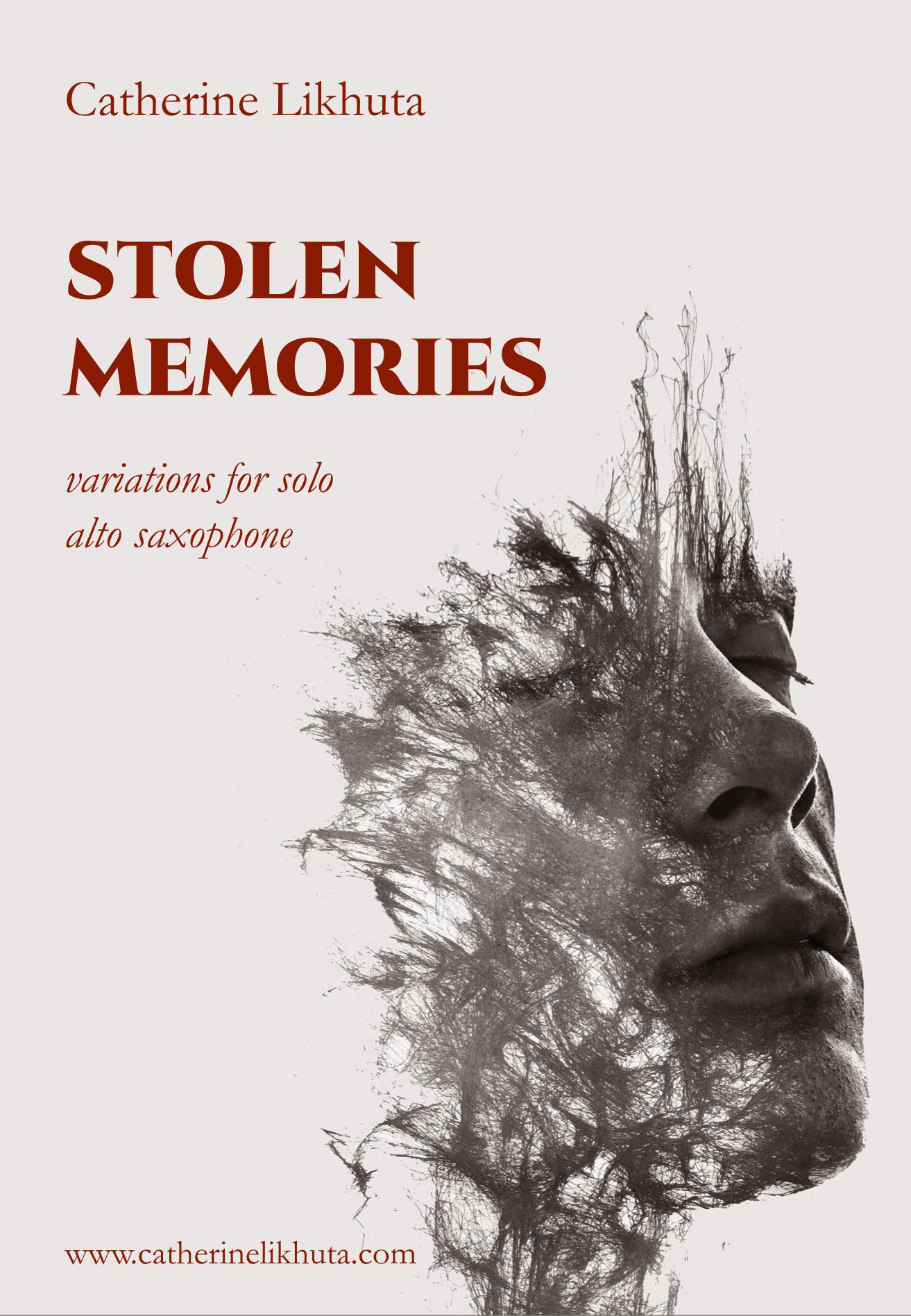 Stolen Memories by Catherine Likhuta