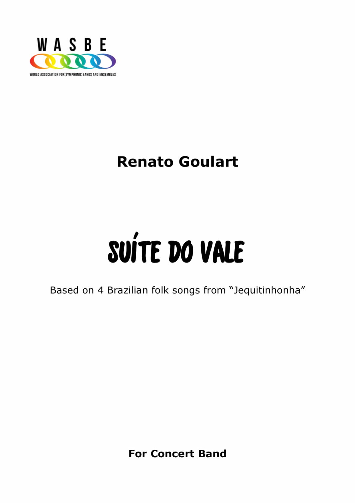 Suite De Vale by Renato Goulart
