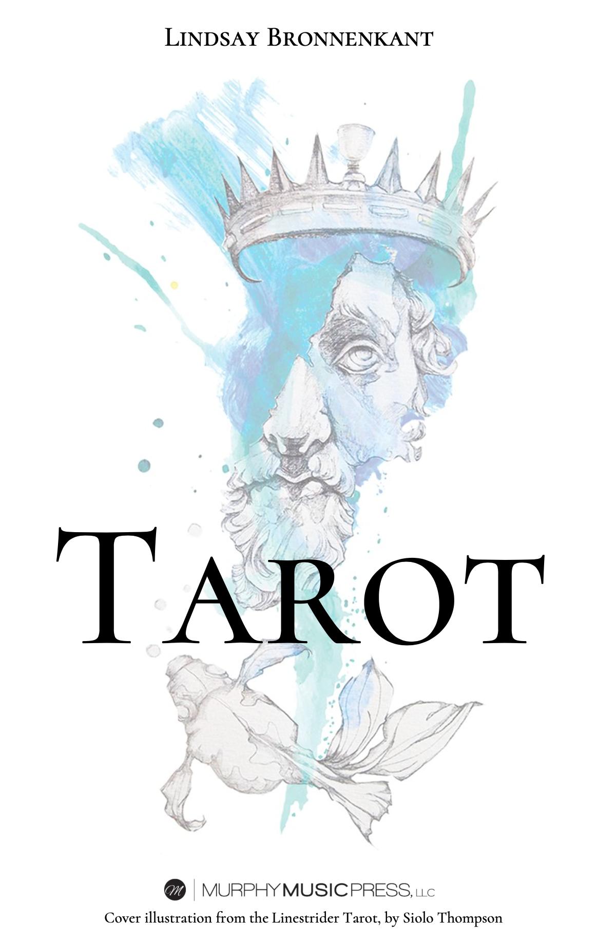 Tarot (Score Only) by Lindsay Bronnenkant