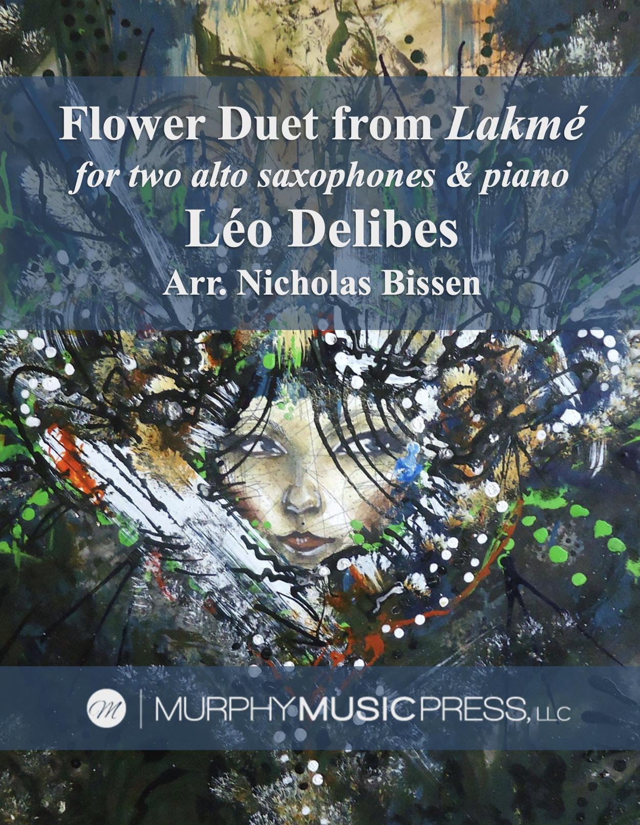 The Flower Duet (Alto Version) by arr. Nicholas Bissen
