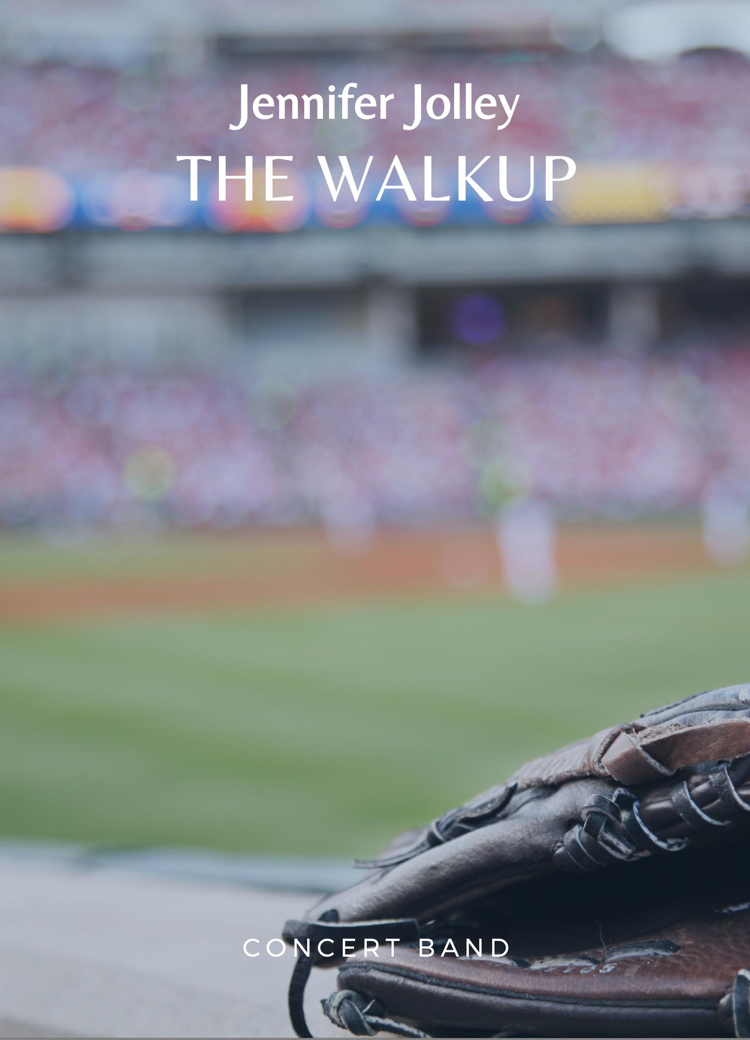 The Walkup by Jennifer Jolley