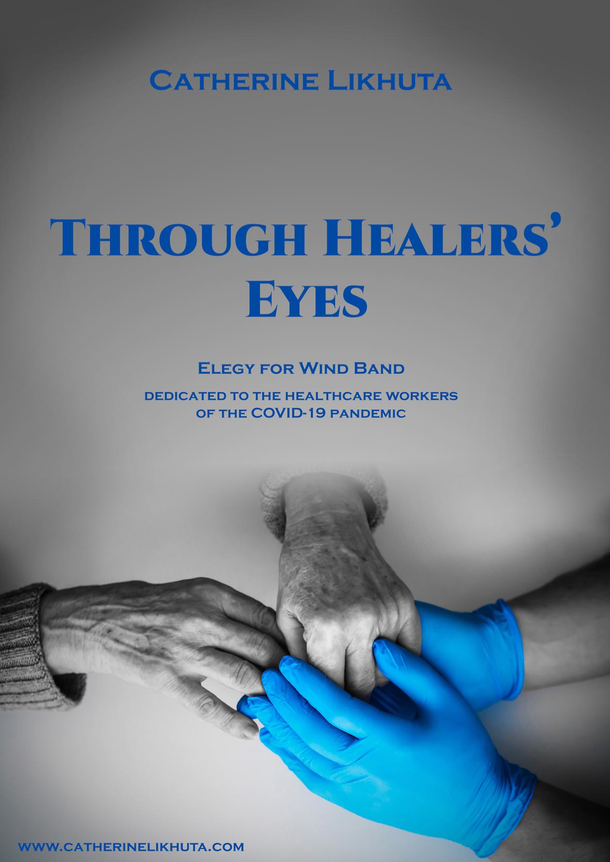 Through Healer's Eyes by Cathy Likhuta